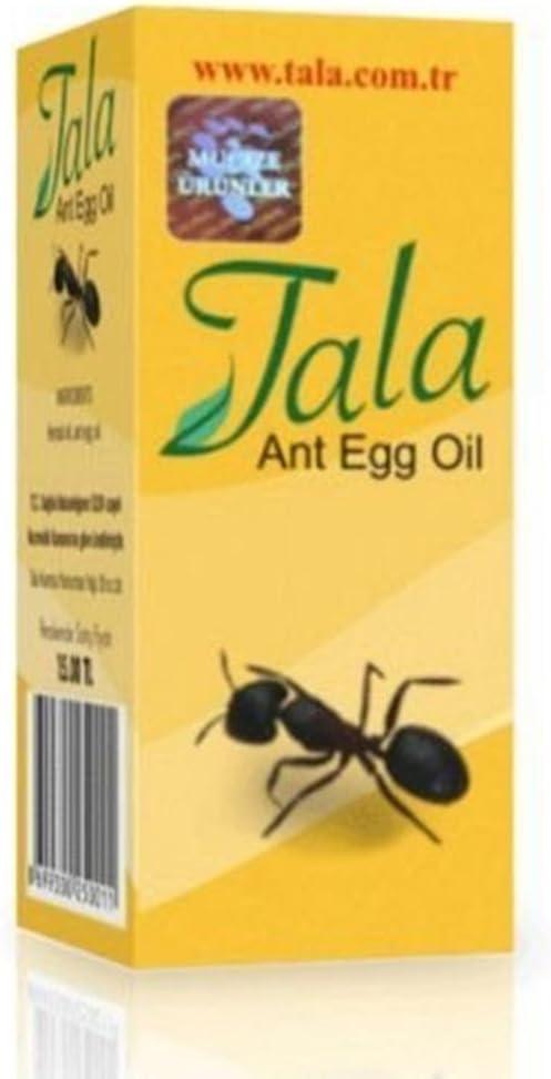 Tala - Loción Depiladora Tala Ant Egg Oil para la Reducción y ...