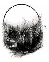 Luxury Divas Wispy Faux Fur Ear Warmer Muffs