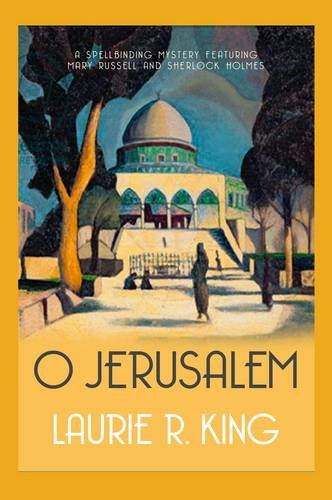Book cover for O Jerusalem