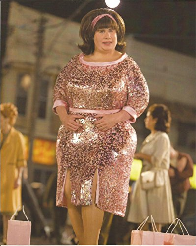 Hairspray John Travolta in sequined dress full length - 8 x 10 Photo 004 (Hairspray Memorabilia)