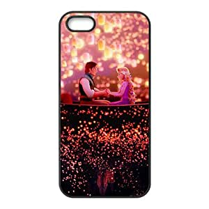 Frozen Romantic prince and princess Cell Phone Case for Iphone 5s