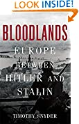 #5: Bloodlands: Europe Between Hitler and Stalin