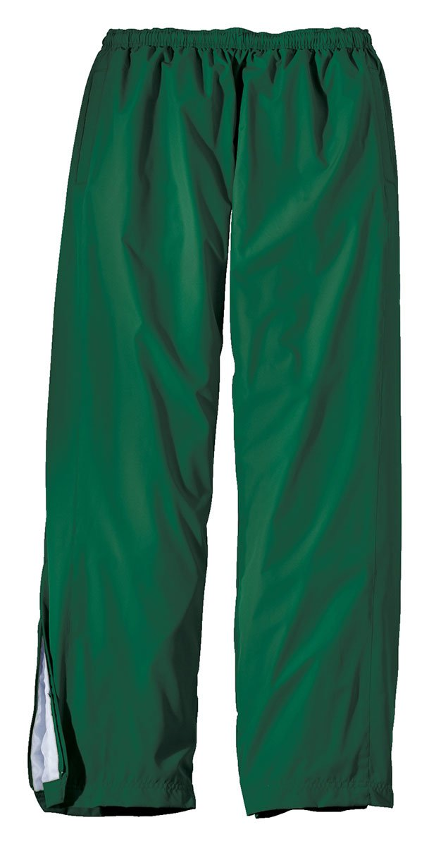 Sport-Tek Youth Wind Pant, Forest Green, S by Sport-Tek