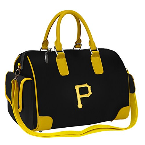 MLB Pittsburgh Pirates Deluxe Handbag - by Little Earth