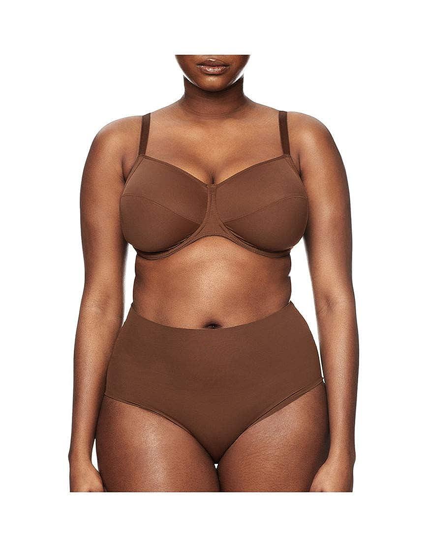 5116cb9f6ed Nubian Skin Womens Fuller Bust Naked Bra at Amazon Women s Clothing store