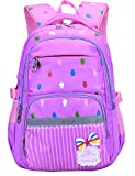 Best Coofit Books Kids - Pineapple Printed School Backpacks for Girls Kids Elementary Review