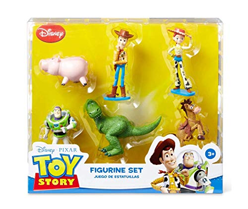 Toy Story Disney 6 Piece Action Figure / Figurine Playset ()