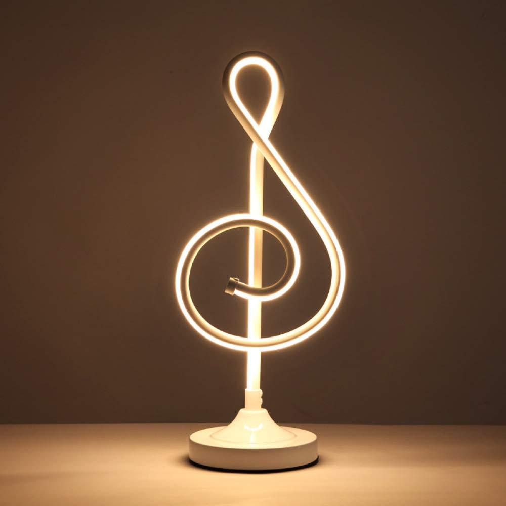 Lámpara de escritorio estudio dormitorio lámpara de noche nota ...