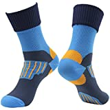 RANDY SUN Men's Novelty Waterproof Breathable Sports Casual Socks