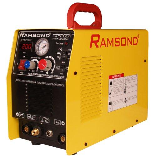 Ramsond CT 520DY 3-in-1 Multifunction Digital Inverter Pl...