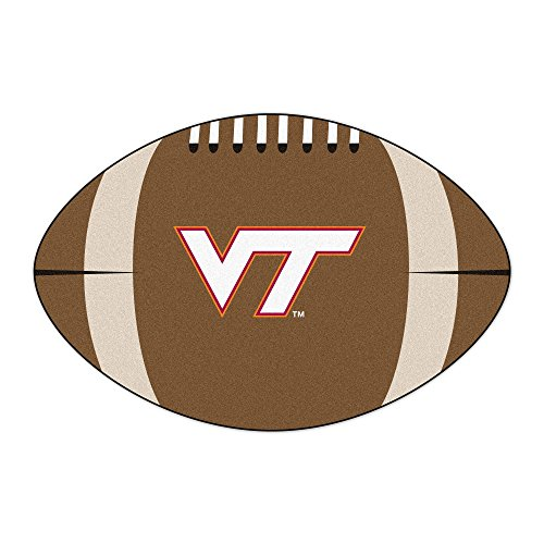 (Virginia Tech University Football Area Rug)