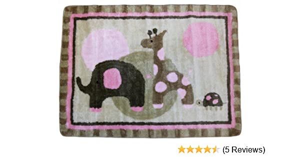 Amazon.com: Lambs and Ivy Rug, Emma (Discontinued by Manufacturer ...