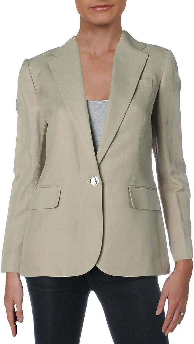 LAUREN RALPH LAUREN Womens Wilona Office Slim-Fit Jacket