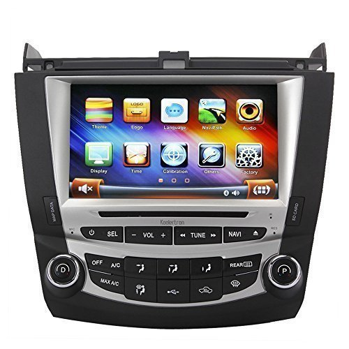 Koolertron 8 Inch CAR DVD Player GPS Navigation System Wi...