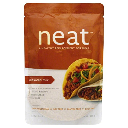 NEAT VEG BURG MIX MEXICAN, 5.5 OZ by Neat Foods