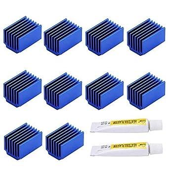 AiCheaX - Piezas de la impresora 3D Disipador térmico del bloque ...