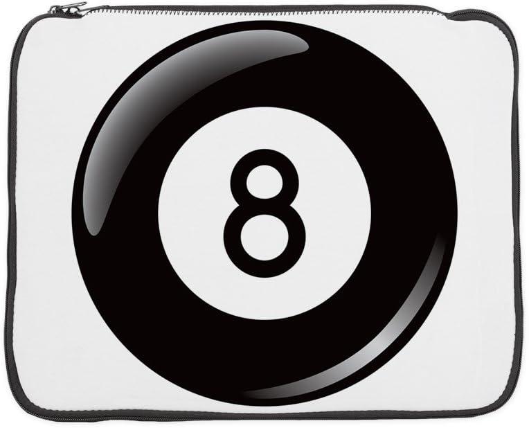 15 Inch Laptop Sleeve 8 Ball Pool Billiards