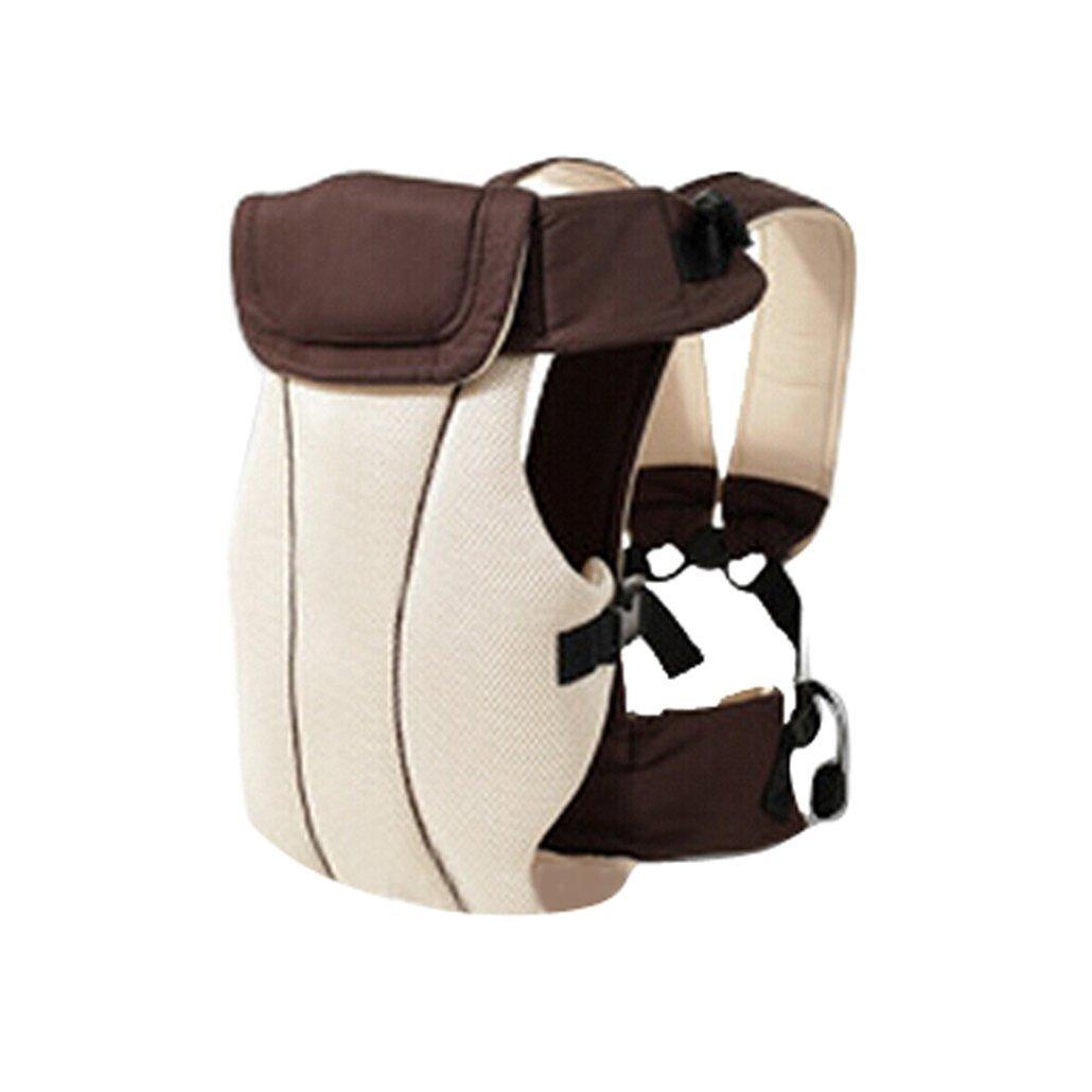 Fü r 0-30 Monate Baumwollen Komfortabel Und Einstellbar Babybauchtrage Rü ckentrage Babytragetuch Schutz Baby Carrier Babytrage Kindertrage Dehang