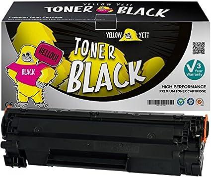 Yellow Yeti Cb435a 35a 1 500 Seiten Premium Toner Kompatibel Für Hp Laserjet P1005 P1006 P1007 P1008 P1009 3 Jahre Garantie Bürobedarf Schreibwaren