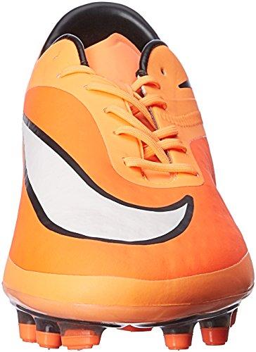 Nike Hommes Hypervenom Phatal Fg Football Cale Hypr Crmsn / Blanc / Atmc Orng / Blk