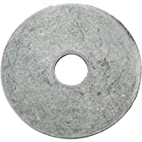 3/8 x 1-1/4'' Fender Washers, Large Diameter, Stainless Steel 18-8, Plain Finish, Quantity 500 by Fastenere