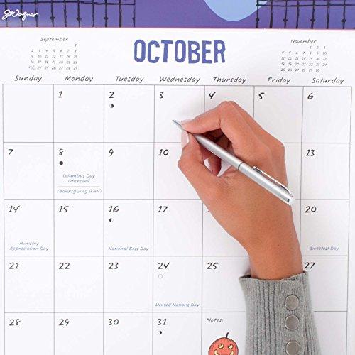 2018 Hallmark Maxine Wall Calendar (12 month) Photo #3