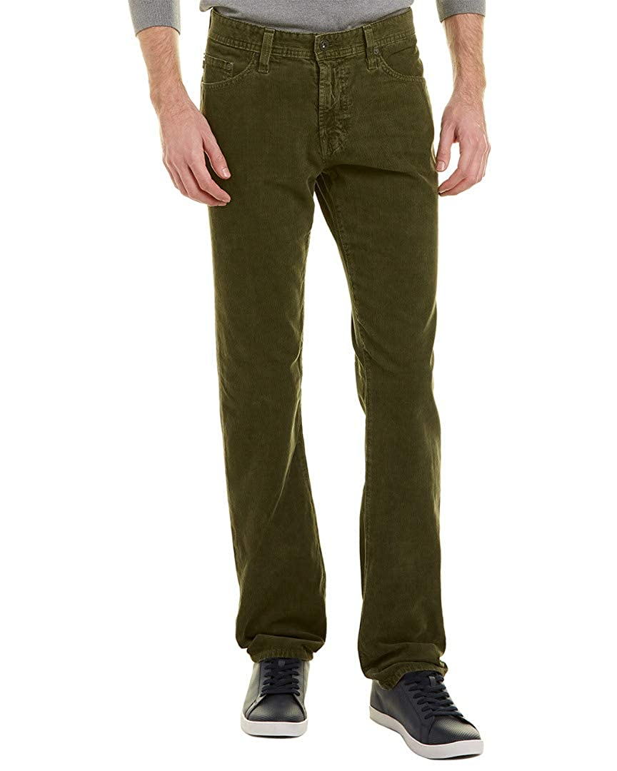 Ag Jeans Mens The Graduate Sulfur Climbing Ivy Tailored Leg, 31, Green 1174FVCSULCGI