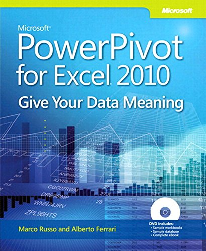 Microsoft PowerPivot for Excel 2010: Give Your Data Meaning (Business Skills) Pdf