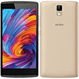 Intex cloud Jewel 4G Android Mobile 2 GB Ram / 16 GB ROM (Champagne)