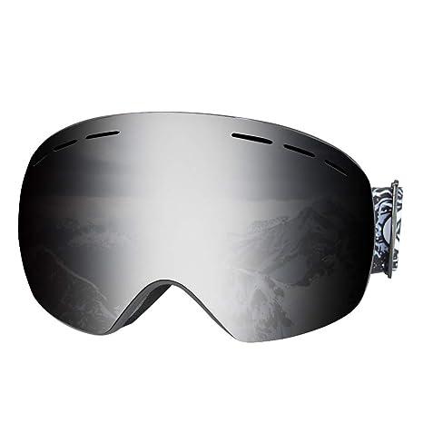 a25f011f188 Amazon.com   Veadoorn Ski Snowboard Snow Goggles
