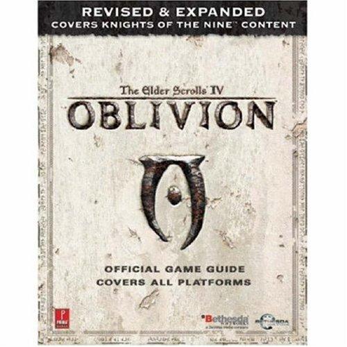 elder scrolls iv oblivion official game guide covers all platforms rh amazon com The Elder Scrolls V Skyrim Xbox 360 Oblivion Maps for Xbox 360