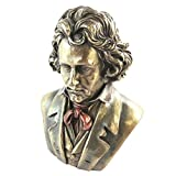 Figurine \'Beethoven\'bronze.