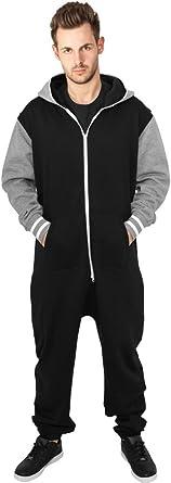 Urban Classics Sweat Jumpsuit Mono para Hombre