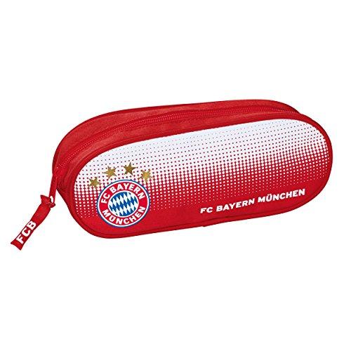 Faulenzer Mäppchen FC Bayern München Schlampermäppchen Faulenzermäppchen Schulmäppchen