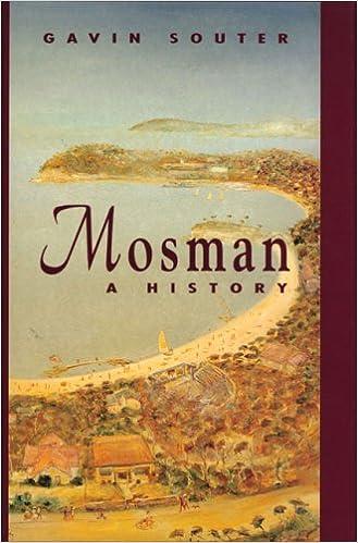 Mosman: A History