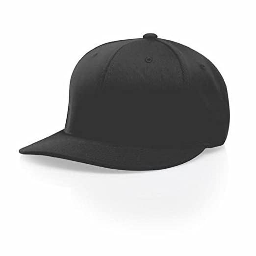 RICHARDSON PTS20 HAT FLEX FIT CAP BASEBALL CHARCOAL TOP PTS20 CHARCOAL TOP  Charcoal SM MD 125dc940bab