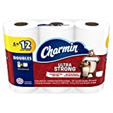 Charmin Charmin ultra strong toilet paper, 6 double rolls, 6 Count