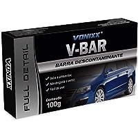 Removedor de Contaminantes V-Bar (Clay Bar) 100g Vonixx
