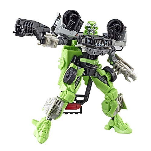- Transformers E0977 Studio Series 16 Deluxe Class Dark of The Moon Autobot Ratchet