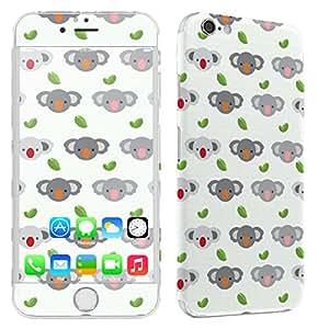 "[SkinGuardz] Apple iPhone 6 PLUS (5.5"") Vinyl Decal Scratch Protector Sticker Skin-[Koala Bear]"