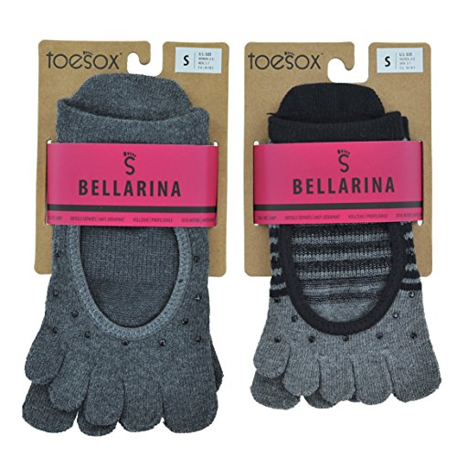 Toe Sultry Pack Bundle Full Fling Bellarina Not ToeSox Found 2 Women's qwxZzYcpPt