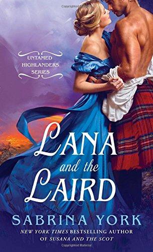 Lana and the Laird, York, Sabrina