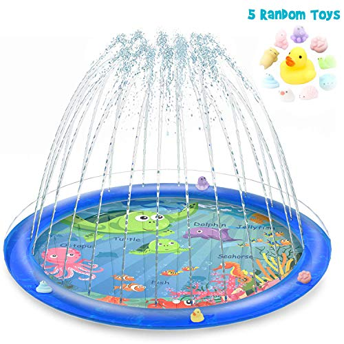 🥇 Sprinkler for Kids