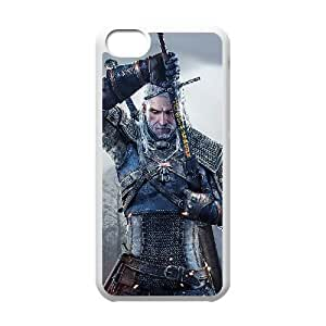 The Witcher 3 Iphone 5C Cell Phone Case White 218y-098224