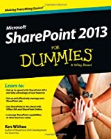 SharePoint 2013 For Dummies Front Cover