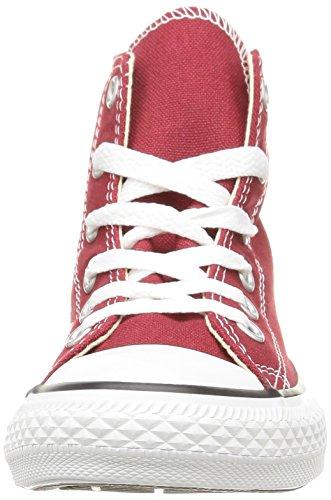 Converse CTAS Season Hi, Unisex Kids' High top Sneakers Red (Rouge Chili)