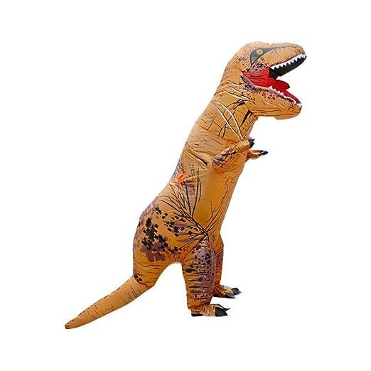 zlhcich Divertido Halloween Navidad Dinosaurio Traje ...