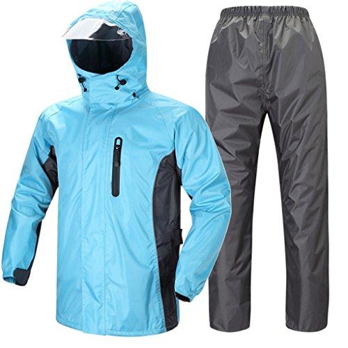D H Pluie Pantalon Taille À Xxl Raincoat La couleur Imperméable wzSqSOxZ