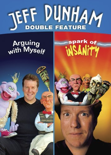 Jeff Dunham Double Feature (Arguing with Myself/Spark of Insanity) by