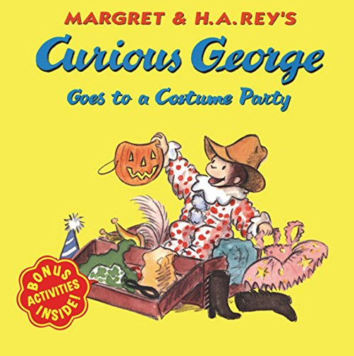 [Curious George Goes to a Costume Party] (Halloween Costume World)
